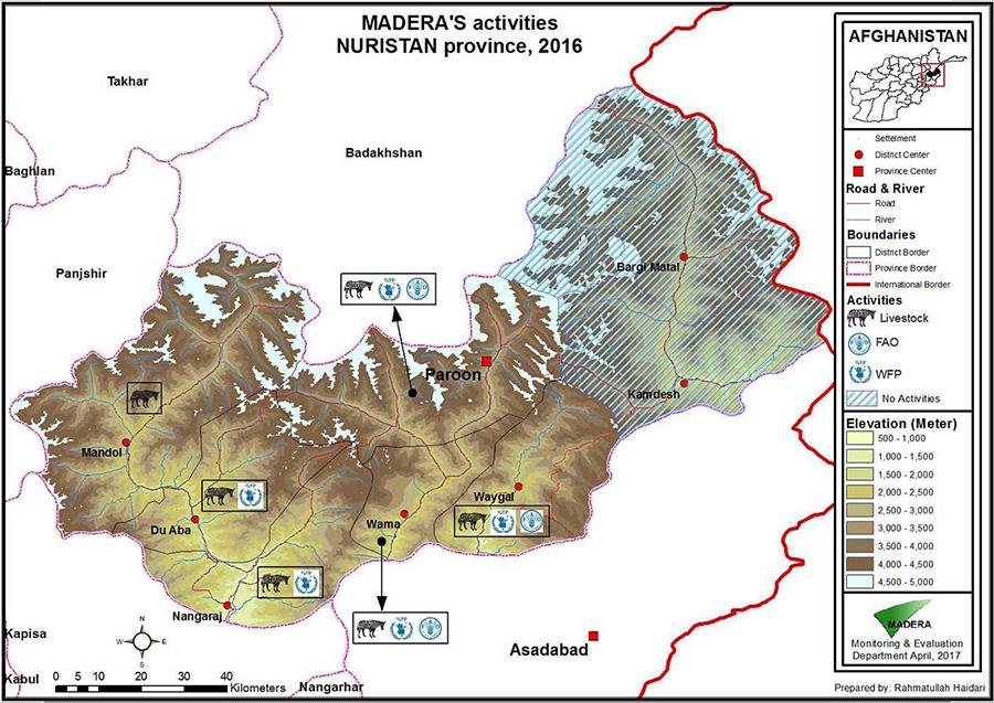 MADERA'S-activities-Nuristan,2016
