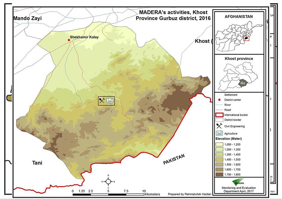 Madera's-Khost-Activities,2016